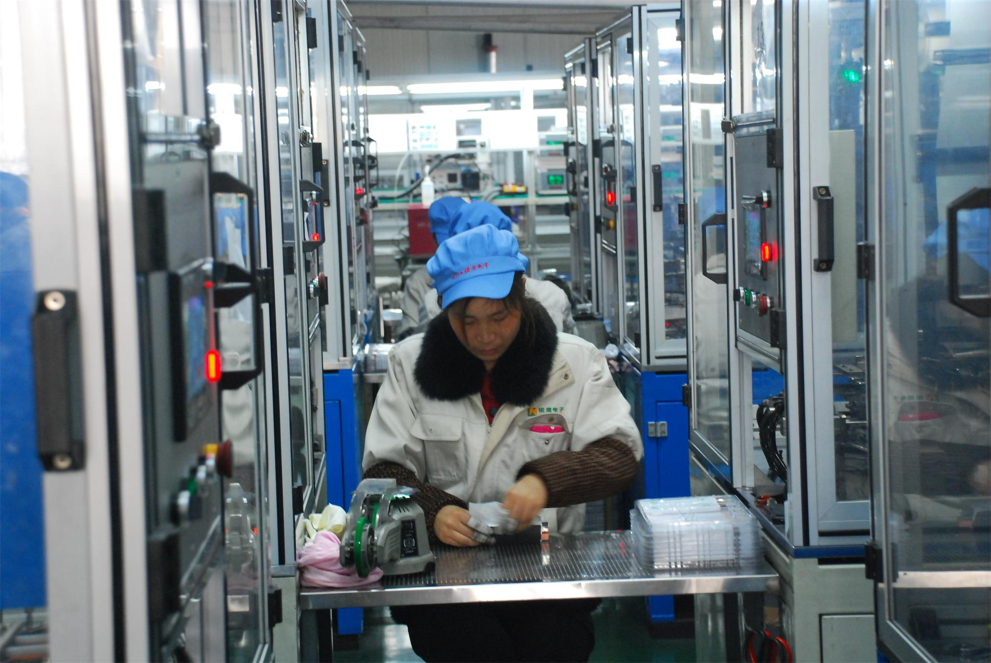aga factory base lithium polymer battery production